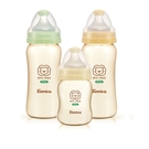 Simba小獅王辛巴 - PPSU寬口葫蘆奶瓶經濟組 (2大1小)