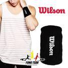 Wilson 運動護腕 止汗護腕 毛巾布 運動 慢跑 健身 籃球 擦汗 護腕 03-002