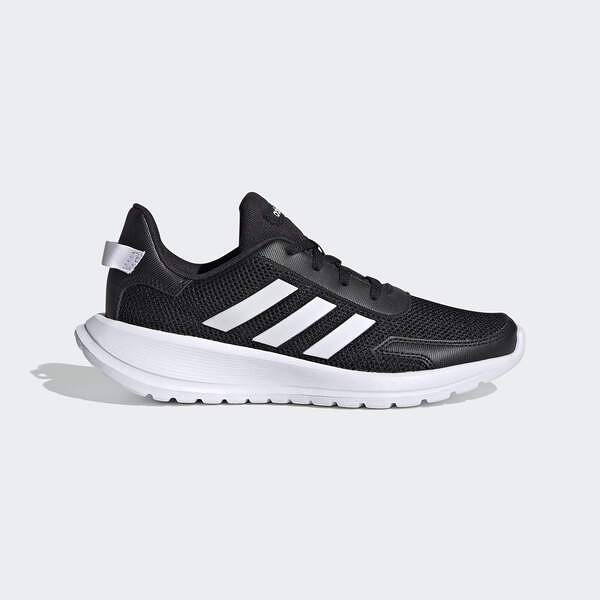 Adidas Tensaur Run K [EG4128] 大童鞋 運動 慢跑 路跑 透氣 穿搭 基本款 愛迪達 黑