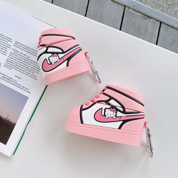 Airpods Pro 專用 1/2代 台灣發貨 [ 潮牌卡通鞋 ] 藍芽耳機保護套 蘋果無線耳機保護