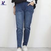 【秋冬新品】American Bluedeer - 彈性牛仔老爺褲