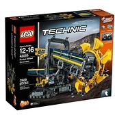 LEGO 樂高 TECHNIC 科技系列 Bucket Wheel Excavator斗輪挖土機 42055
