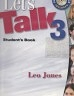 二手書R2YBb《Let s Talk 3 1CD》2003-Jones-052