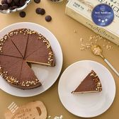品好乳酪 - Cacao Barry生巧克力重乳酪蛋糕 6吋-【 A.A.無添加三星認證 】