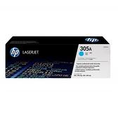 HP 惠普 CE411A NO.305A 藍色 原廠碳粉匣