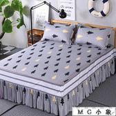 床罩床套床裙單件公主床蓋