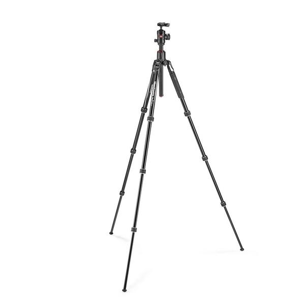 ◎相機專家◎ 送拭鏡紙 Manfrotto Befree GT XPRO 鋁合金反折三腳架組 MKBFRA4GTXP-BH 公司貨