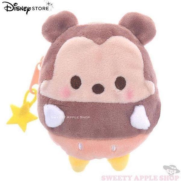 日本 DISNEY STORE 迪士尼商店限定 ufufy系列 米奇 玩偶零錢包