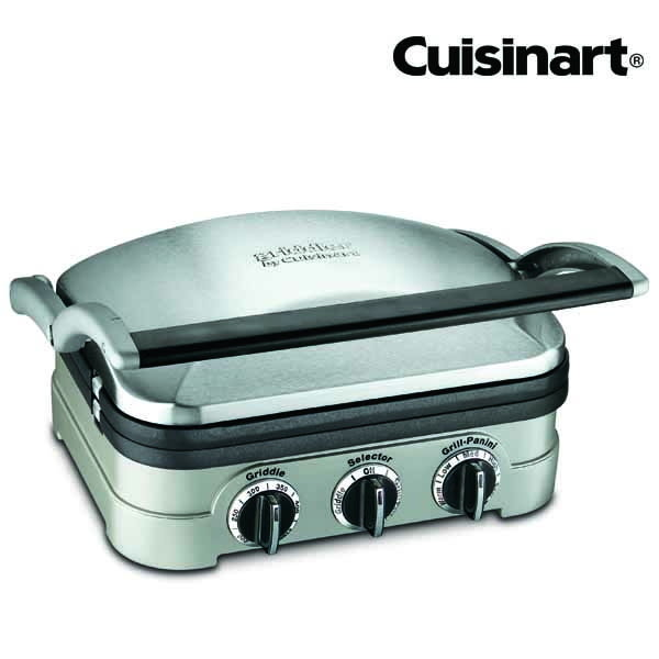 [Cuisinart]-  多功能煎烤盤-GR4NTW