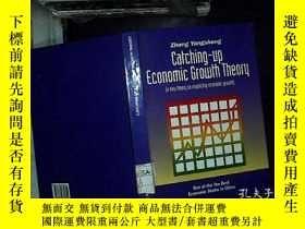 二手書博民逛書店catching-up罕見economic growth the