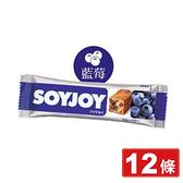SOYJOY 大豆營養棒X12條 (藍莓口味) (低GI高膳食纖維 日本原裝) 專品藥局【2014732】