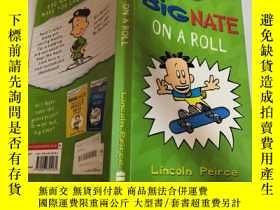 二手書博民逛書店big罕見nate on a roll 大內特在滾動Y200392