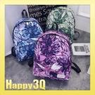 潑墨塗鴉風印花帆布包筆電包雙肩包手提包後背包-紫/藍/綠【AAA0811】預購