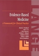 二手書博民逛書店《Evidence-Based Medicine: A Framework for Clinical Practice》 R2Y ISBN:0838524761