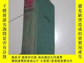 二手書博民逛書店For罕見Whom the Bell Tolls(1943年·布面精裝·毛邊本)《喪鐘為誰而鳴》英文原版Y35