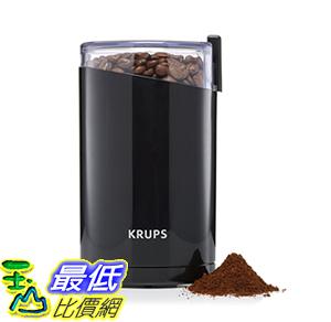[106美國直購] 咖啡磨豆機 KRUPS F203 Electric Spice and Coffee Grinder 3-Ounce, Black_CC3