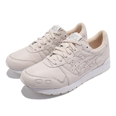 Asics 休閒鞋 Gel-Lyte 米白 白 皮革 男鞋 休閒鞋 Tiger 經典款【ACS】 1193A129100