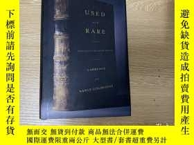 二手書博民逛書店(私藏初版)Used罕見and Rare:Travels in