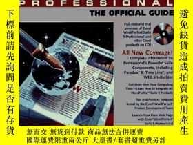 二手書博民逛書店Corel罕見Wordperfect Suite 8 ProfessionalY255562 Alan R.