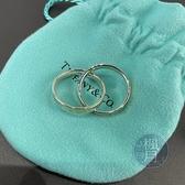 BRAND楓月 TIFFANY&CO. 蒂芬妮 經典 雙環戒 戒指 飾品 配件 配飾