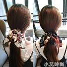 韓國大腸發圈發繩蝴蝶結發飾頭花飾品扎頭發女頭繩網紅2021年新款 小艾新品