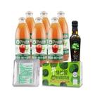 有機蘋果汁保健組