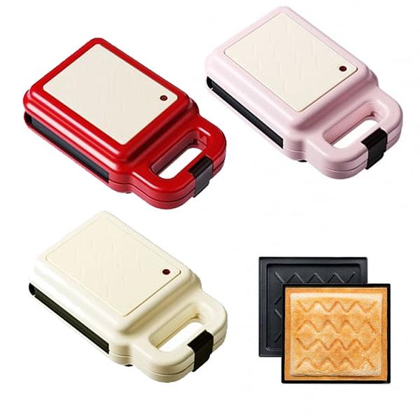 日本 Sakura 輕食華夫鬆餅三明治機 三明治機 贈食譜 鬆餅機 可替換烤盤 熱壓三明治