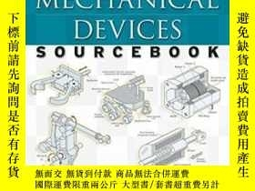二手書博民逛書店Mechanisms罕見And Mechanical Devices SourcebookY364682 Sc