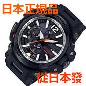 免運費包郵 新品 日本正規貨 CASIO 卡西歐手錶 G-SHOCK GPW-2000-1AJF 太陽能GPS多局電波手錶 藍牙