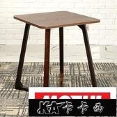 日式現代簡約方桌客廳簡易沙發邊幾北歐經濟型小戶型實木小茶幾KLBH30544【中秋鉅惠】