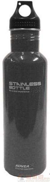 Kovea 韓國 SB不鏽鋼水壺-750無BPA黑 KK8BT0202 露營配件 桌椅 廚房 帳篷 BBQ【易遨遊戶外用品】