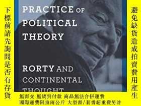 二手書博民逛書店The罕見Practice Of Political TheoryY466342 Clayton Chin C