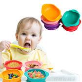 矽膠吸盤碗 Marcus&Marcus 加拿大學習餐具 112714 好娃娃