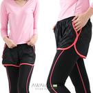 女款 黑螢光粉 短褲 慢跑褲 飄飄褲 馬拉松褲 無內裡 Hi-Cool快速吸排 新色上市