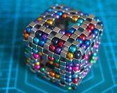 直銷方形巴克球磁力珠5mm顆減壓兒童魔方方磁鐵益智創意積木玩具 聖誕節狂歡85折