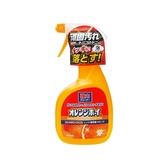日本 第一石鹼 柑橘精華去油汙萬用噴霧(400ml)【小三美日】