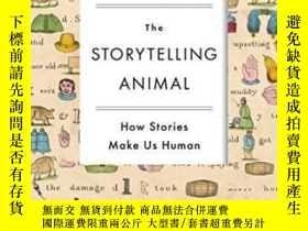 二手書博民逛書店The罕見Storytelling AnimalY255562 Jonathan Gottschall Hou