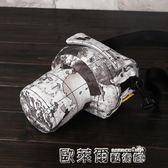 相機保護套 豬頭包佳能尼康單反相機包便攜6D2 5D3 5D4 D750D810內膽包保護套 歐萊爾藝術館