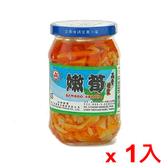 品品黃大目嫩筍380g【愛買】