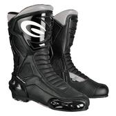 [安信騎士] EXUSTAR E-SBR280 ESBR280 黑灰 長靴 車靴 防摔靴 賽車靴