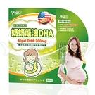 孕哺兒 媽媽藻油DHA軟膠囊 60粒