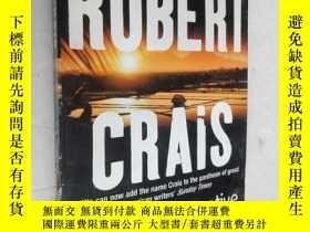 二手書博民逛書店ROBERT罕見CRAIS the last detective(最後一個偵探)Y25446 ROBERT C