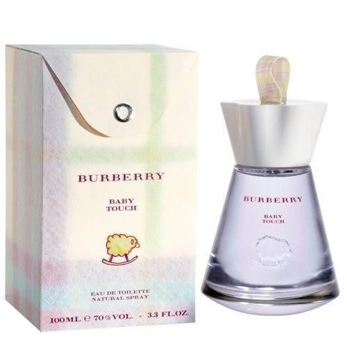 ※薇維香水美妝※Burberry Baby Touch 綿羊寶貝淡香水 5ml分裝瓶 實品如圖二