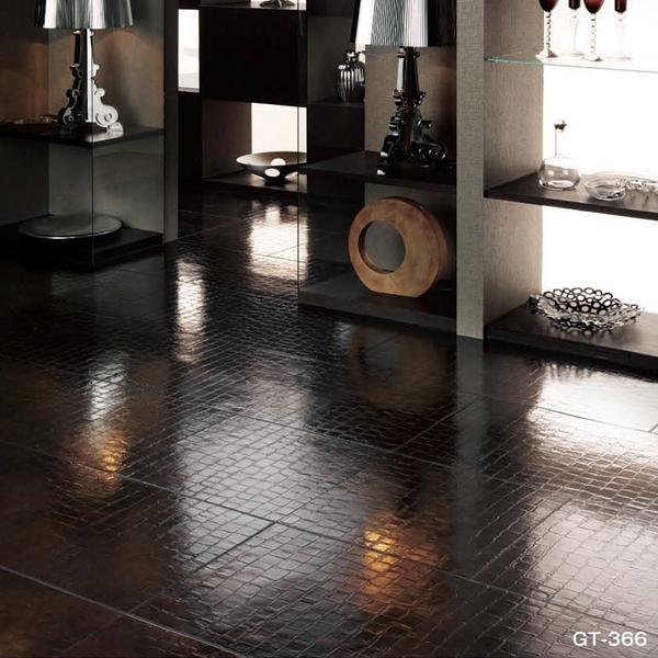 鱷魚紋塑膠地板片材  GT-366(18張/組,約3.76㎡)