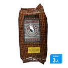 西雅圖傳頌濃縮綜合咖啡豆908g*3【愛...