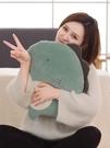 恐龍抱枕辦公室靠墊沙發客廳靠背可愛靠枕...