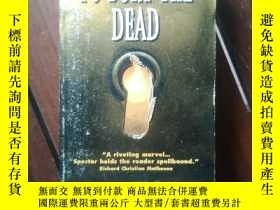 二手書博民逛書店英文原版書:TO罕見BURY THE DEADY10581 CR