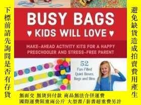 二手書博民逛書店Busy罕見Bags Kids Will LoveY410016 Sara McClure Ulysses P