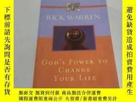 二手書博民逛書店GOD S罕見POWER TO CHANGE YOUR LIFE