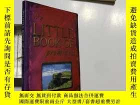 二手書博民逛書店【英文原版】My罕見Little Book of Promise